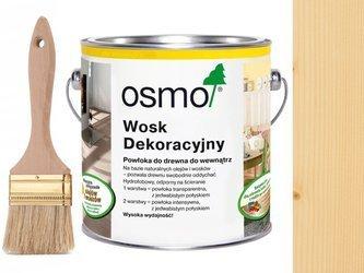 OSMO 3101 wosk dekoracyjny BEZBARWNY 25L