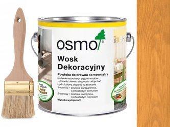 OSMO 3103 wosk dekoracyjny JASNY DĄB 0,75 L