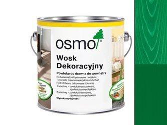 OSMO 3131 wosk dekoracyjny ZIELONY MIĘTOWY 0,125L