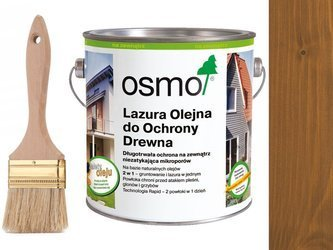 OSMO 706 Lazura Ochronna do drewna DĄB 0,75L