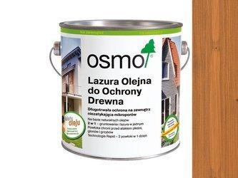OSMO 728 Lazura Ochronna do drewna CEDR 0,125L