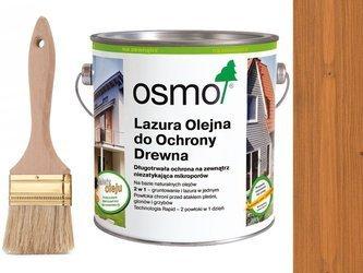 OSMO 728 Lazura Ochronna do drewna CEDR 2,5L