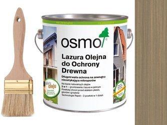 OSMO 903 Lazura Ochronna do drewna SZARY 750ml