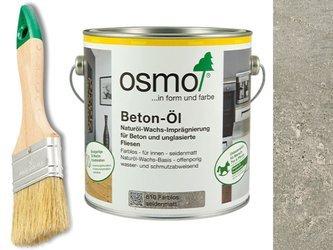 OSMO Impregnat Olej do betonu kamienia 610 0,75L