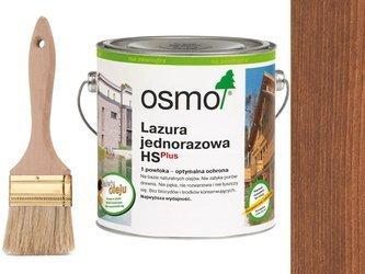 OSMO Lazura Jednorazowa 9232  MAHOŃ 25L + GRATIS