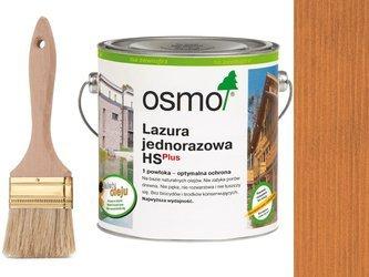OSMO Lazura Jednorazowa 9235 CZERWONY CEDR 2,5L