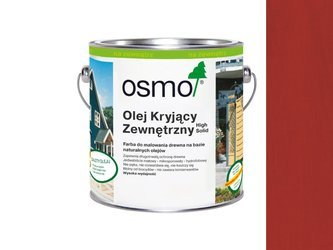 OSMO Olej Kryjący 2311 CZERWIEŃ KARMINOWA 125ml
