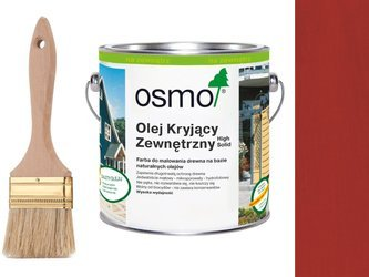 OSMO Olej Kryjący 2311 CZERWIEŃ KARMINOWA 750ml