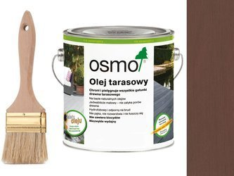 OSMO Olej do Tarasów 014 MASSARANDUBA 2,5L GRATIS