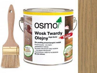 Osmo 3067 wosk twardy olejny 0,75L JASNY SZARY