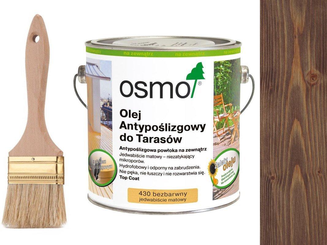 OSMO 430 Olej Tarasowy ANTYPOŚLIZGOWY 25L GRATIS