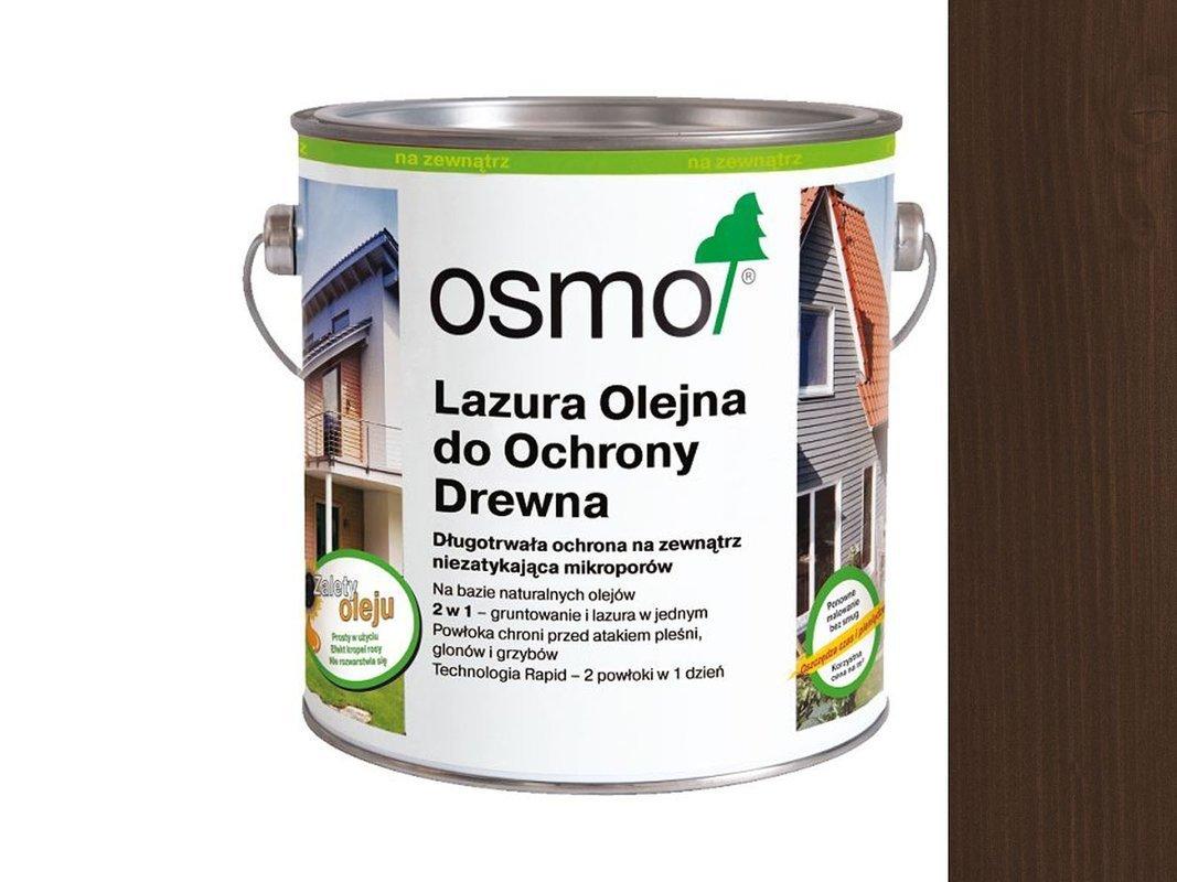 OSMO 727 Lazura Ochronna drewno PALISANDER 125ml