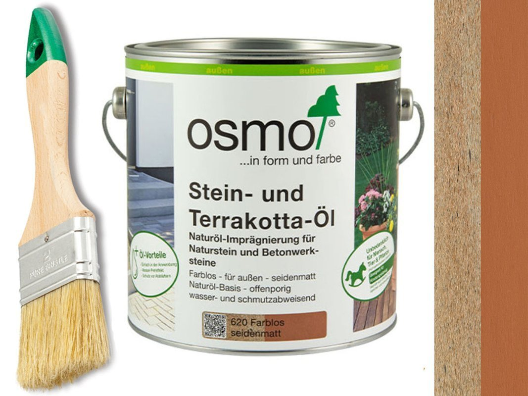OSMO Impregnat Olej do kamienia terakoty 620 0,75L