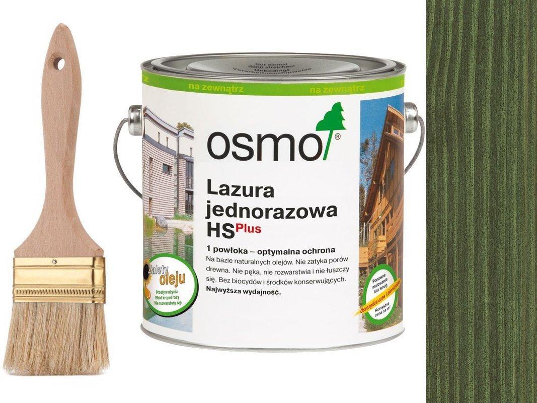 OSMO Lazura Jednorazowa 9242 ZIELEŃ CHOINKA 0,75L