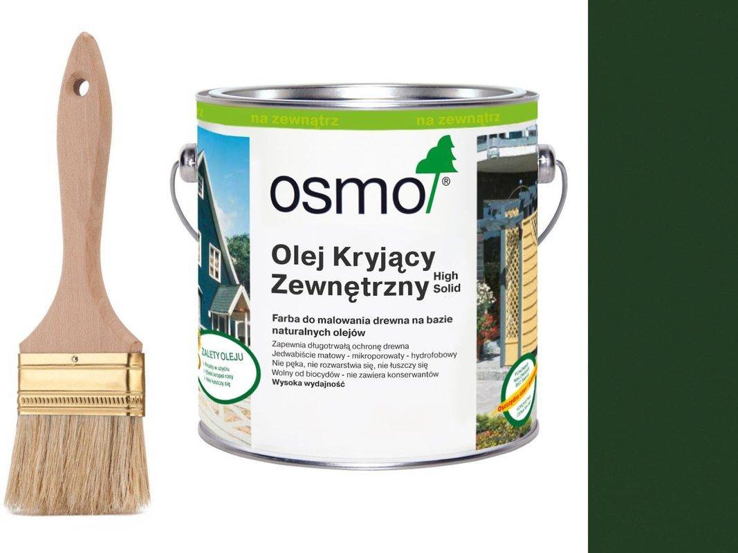 OSMO Olej Kryjący 2404 ZIELEŃ CHOINKOWA 2,5L