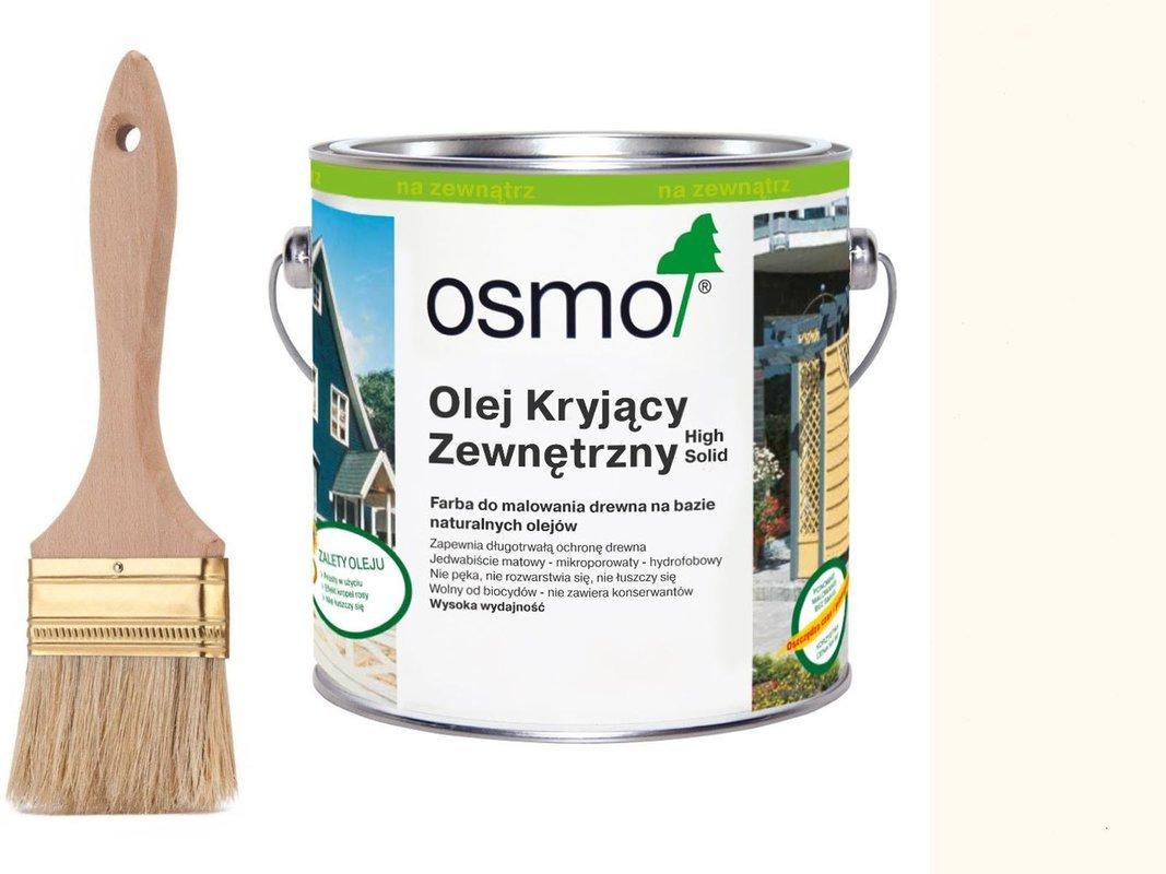 OSMO Olej Kryjący Zewnętrzny 2101 2,5L