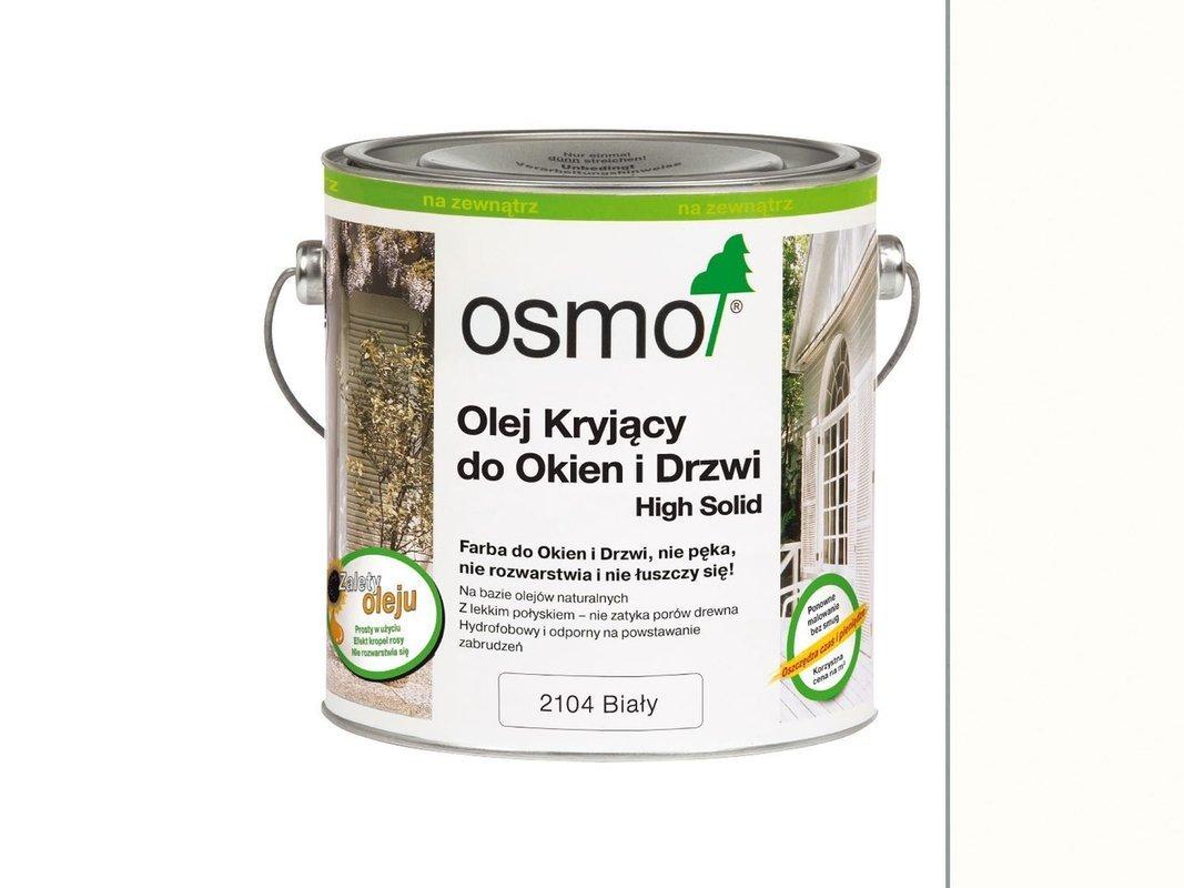 OSMO Olej Kryjący do OKIEN i DRZWI 2104 125ml