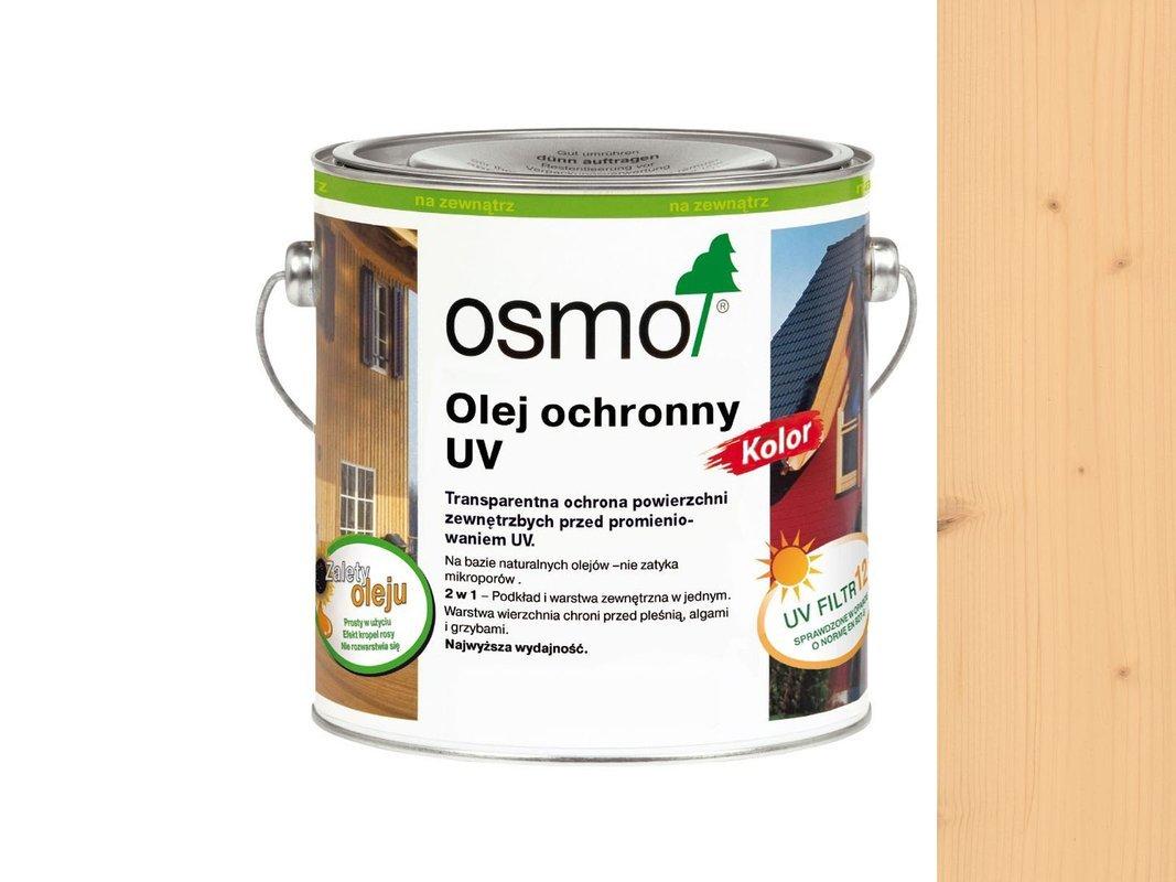 OSMO Olej Ochronny UV KOLOR Sosna 424 0,125L