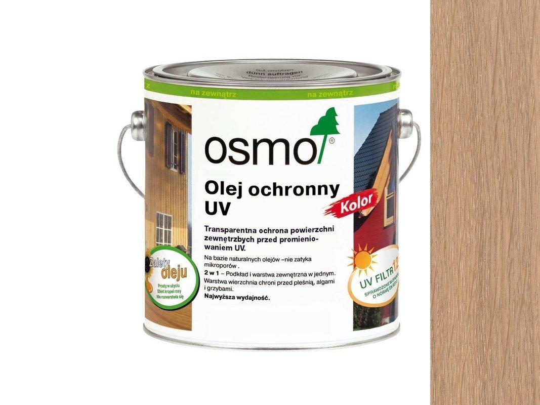 OSMO Olej Ochronny UV KOLOR Surowe 429 125ml