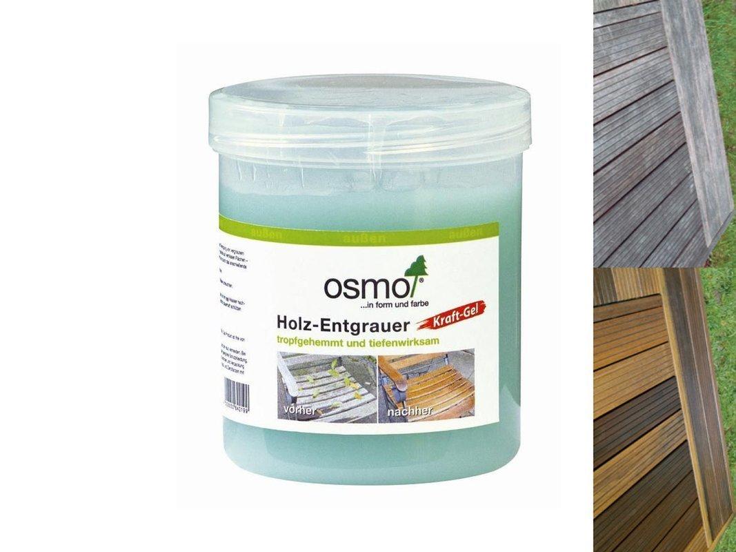 OSMO Żel do usuwania szarości drewna 6609 5L
