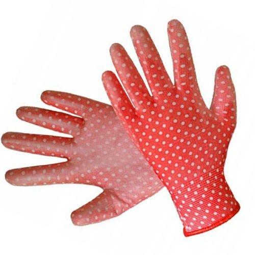 Rękawice robocze malarskie ogrodnicze roz. 8 (M)